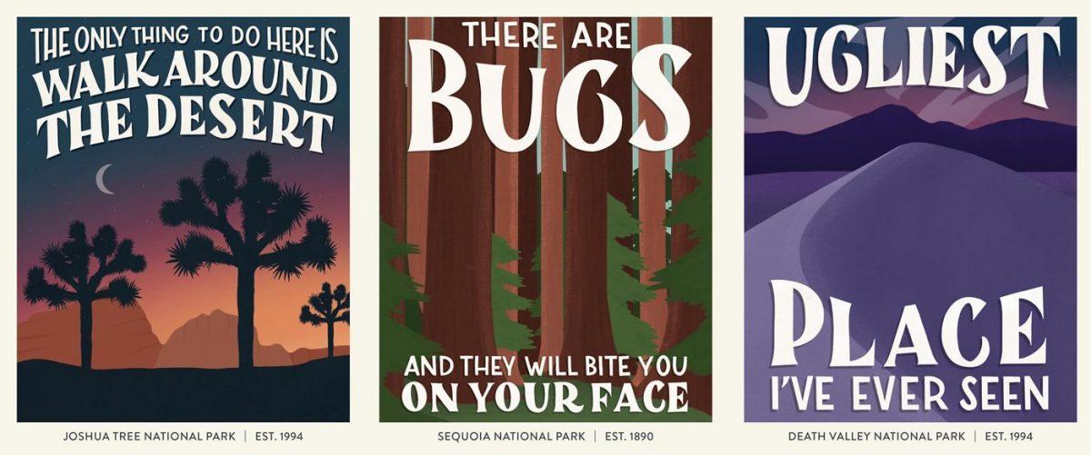 Park Art|My WordPress Blog_31+ National Parks Poster Art Calendar 2020  Pictures