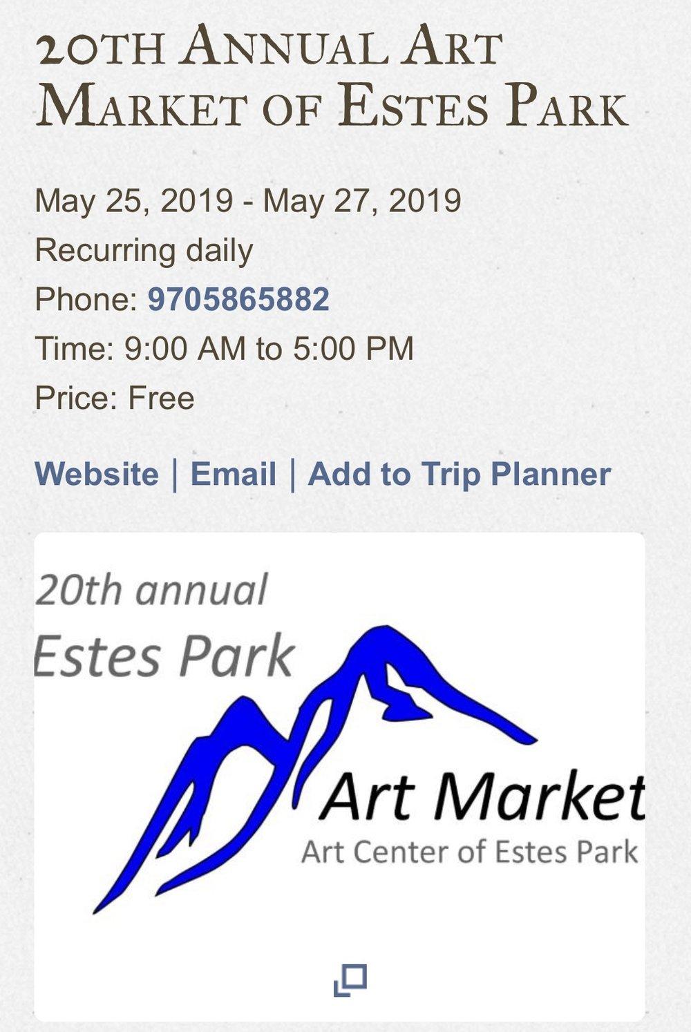 Park Art|My WordPress Blog_38+ Estes Park Art Market  Background