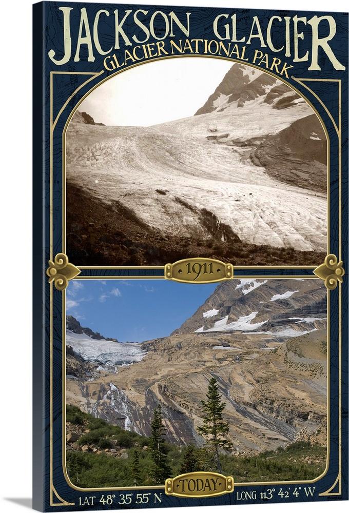 Park Art|My WordPress Blog_26+ Glacier National Park Poster Vintage  Background