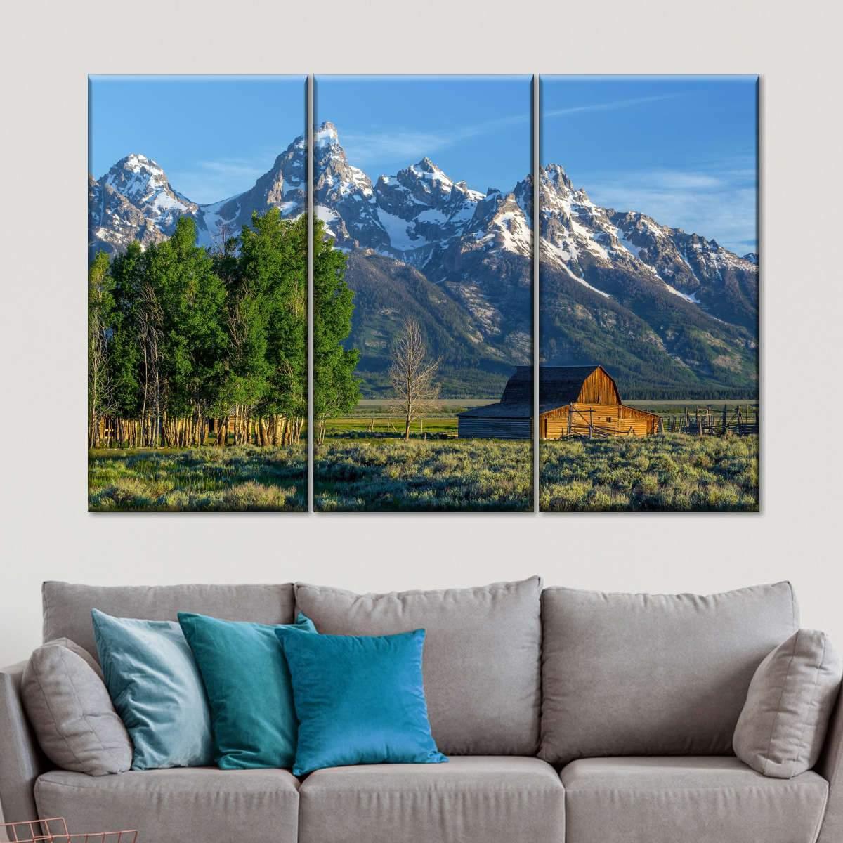 Park Art|My WordPress Blog_10+ Grand Teton National Park Canvas  Pics