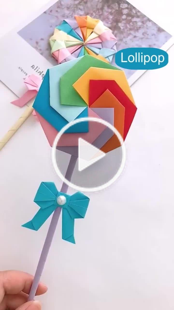 Park Art|My WordPress Blog_34+ Cool Handmade Paper Crafts  Images
