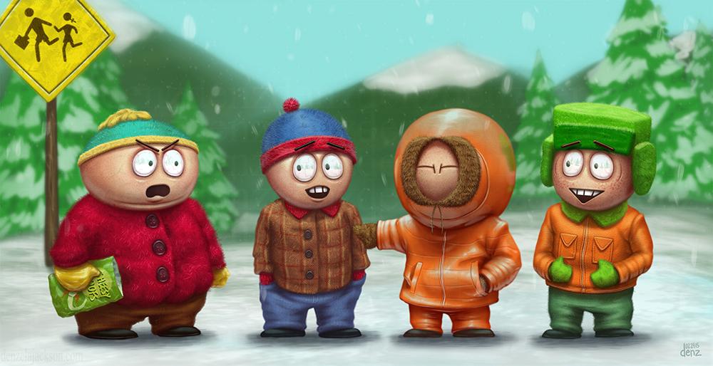 Park Art|My WordPress Blog_32+ South Park Fanart  Pictures