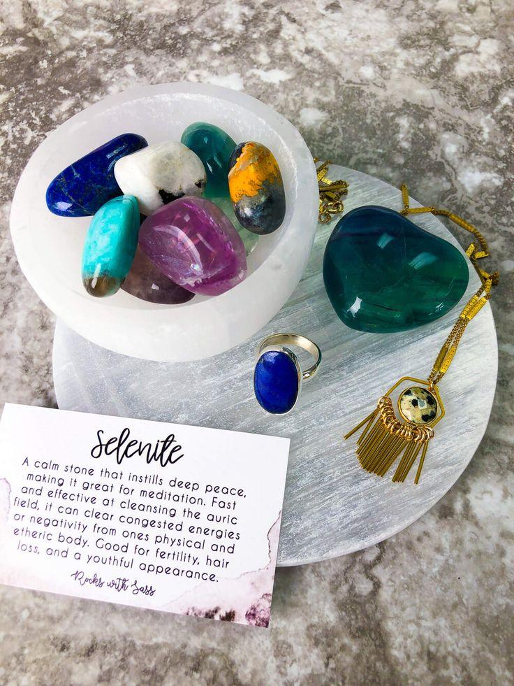 Park Art|My WordPress Blog_How To Charge Selenite Stone