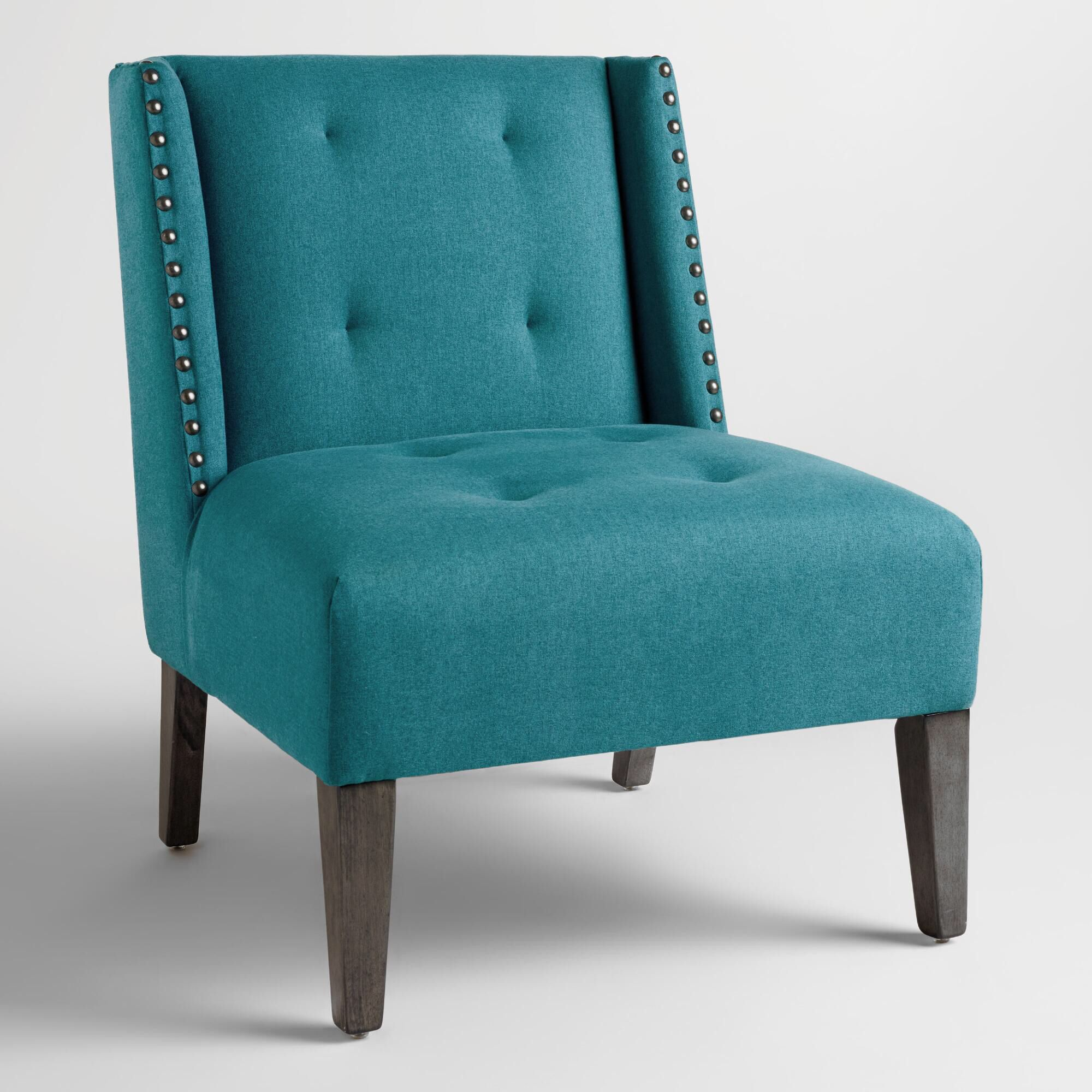 Park Art|My WordPress Blog_Turquoise Accent Chair For Office
