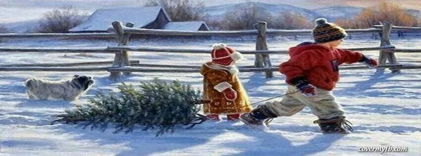 Park Art My WordPress Blog_Robert Duncan Artist Christmas Cards