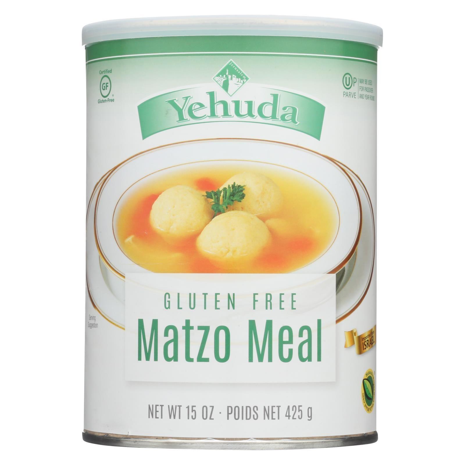 Park Art|My WordPress Blog_Yehuda Gluten Free Matzo Meal