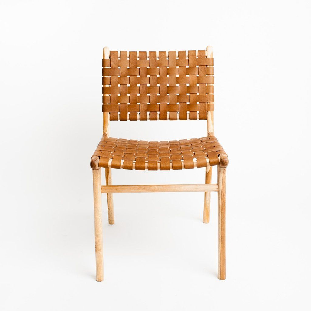 Park Art|My WordPress Blog_Woven Leather Dining Chair Target