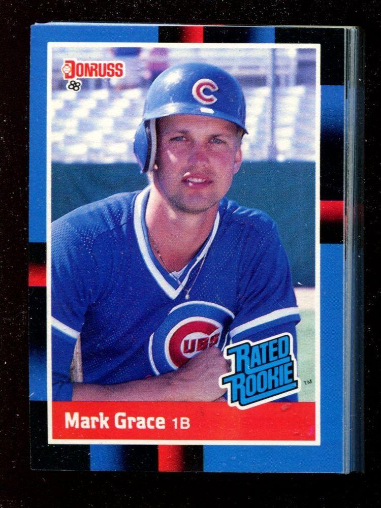 Park Art|My WordPress Blog_1988 Mark Grace Rookie Card