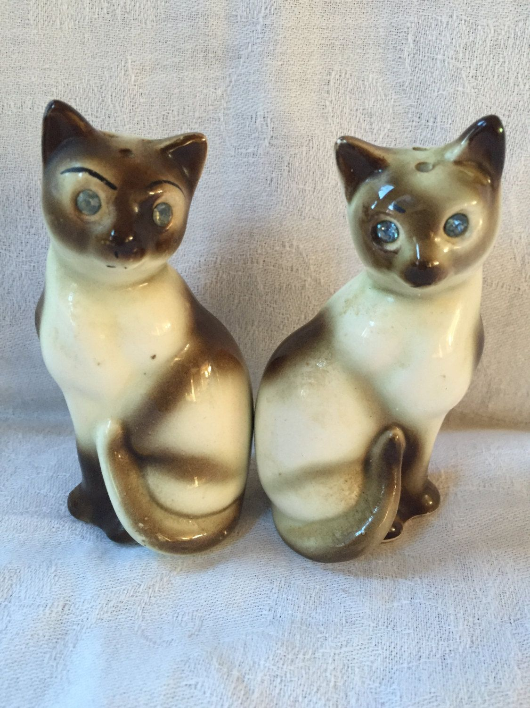 Park Art|My WordPress Blog_Cat Salt And Pepper Shakers Vintage