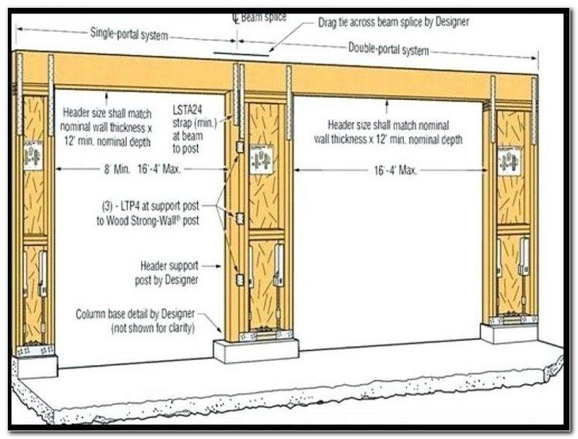 Park Art|My WordPress Blog_How To Frame A Garage Door Opening