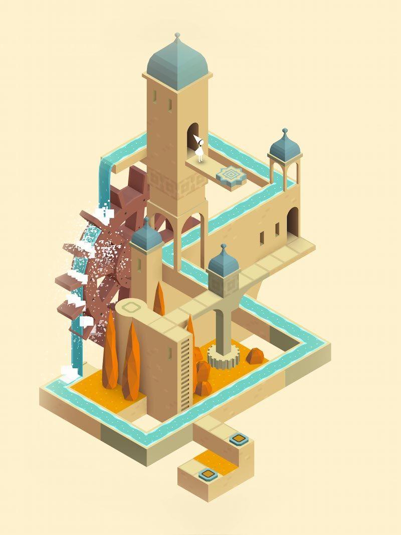 Park Art My WordPress Blog_Games Like Monument Valley 2020