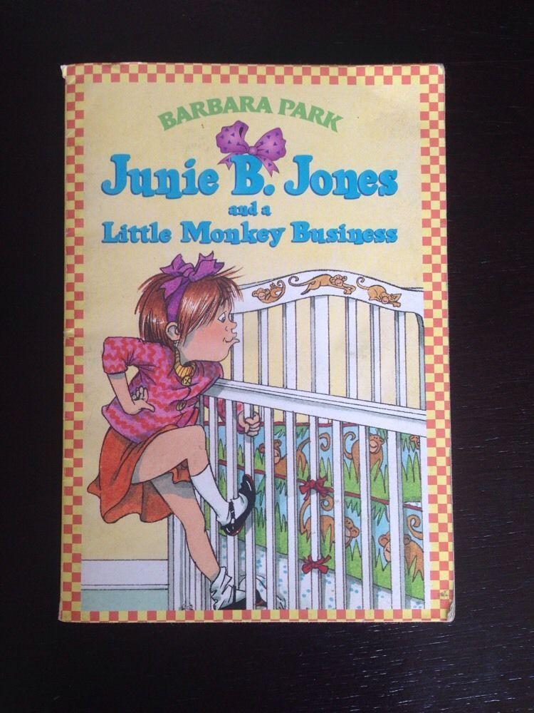Park Art My WordPress Blog_Junie B Jones And A Little Monkey Business Audiobook