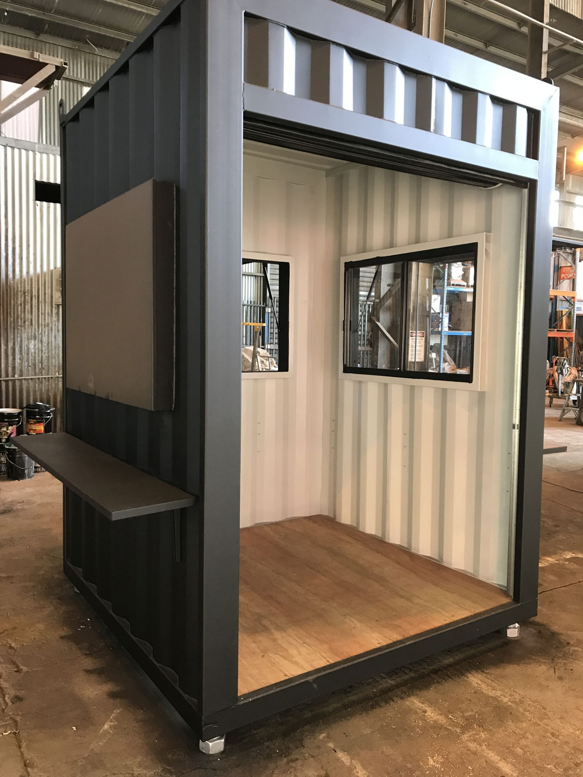 Park Art|My WordPress Blog_Shipping Container Coffee Shop For Sale