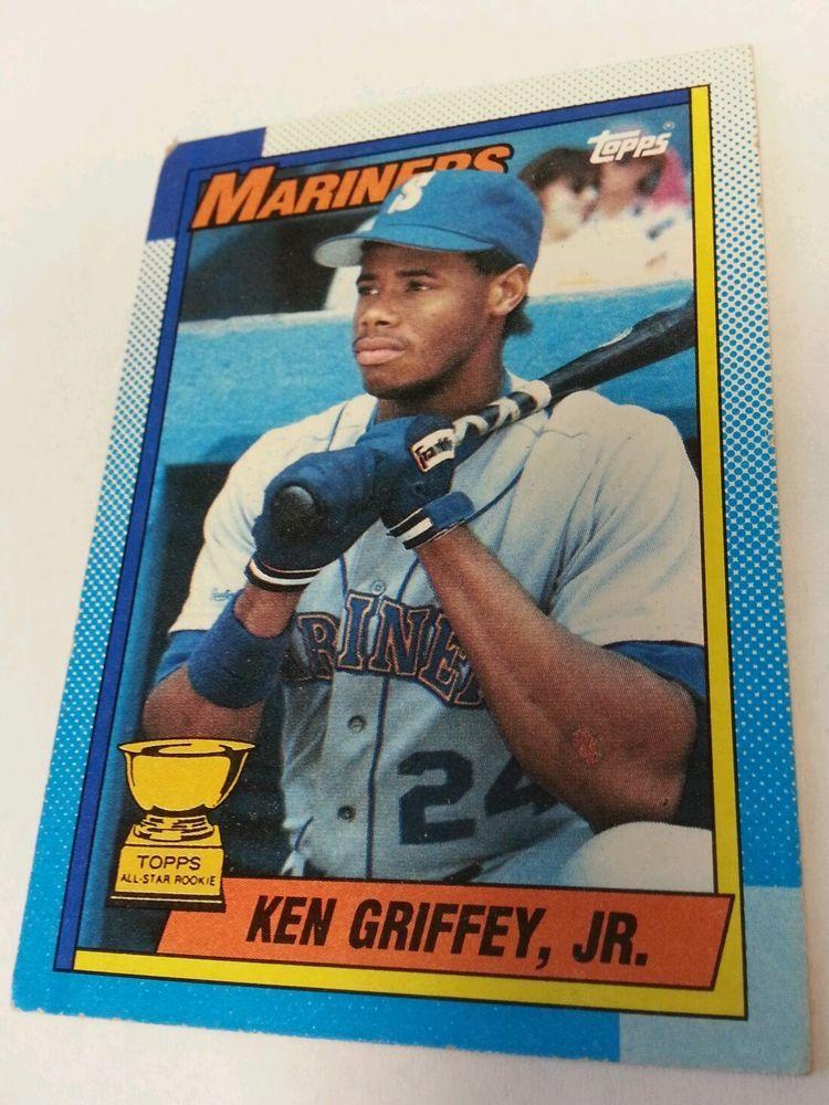Park Art|My WordPress Blog_Ken Griffey Jr Baseball Card Value 1990