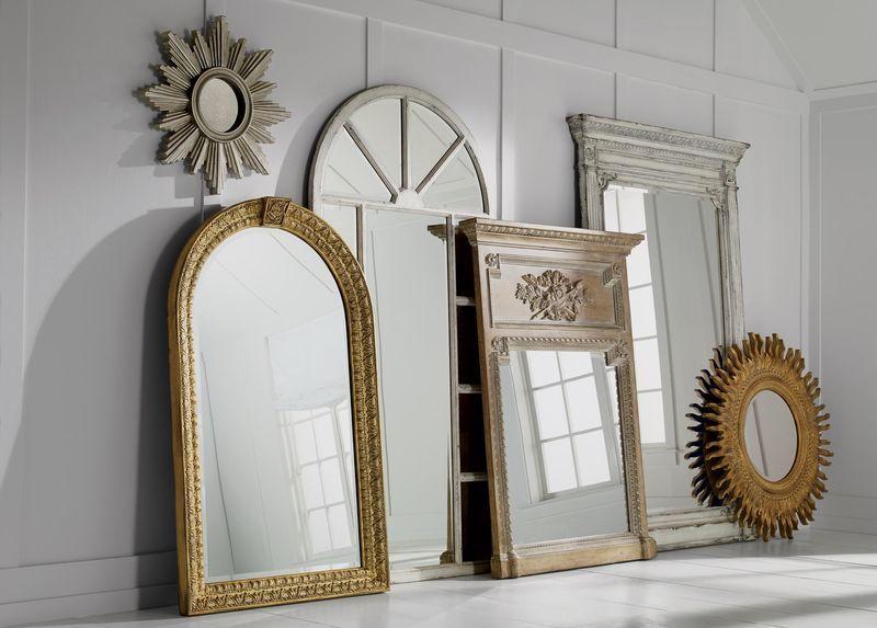 Park Art My WordPress Blog_Gold Frame Arch Floor Mirror