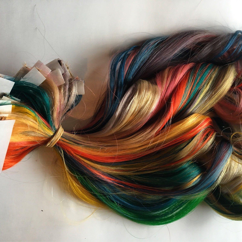 Park Art|My WordPress Blog_Mermaid Hair Extensions Clip In
