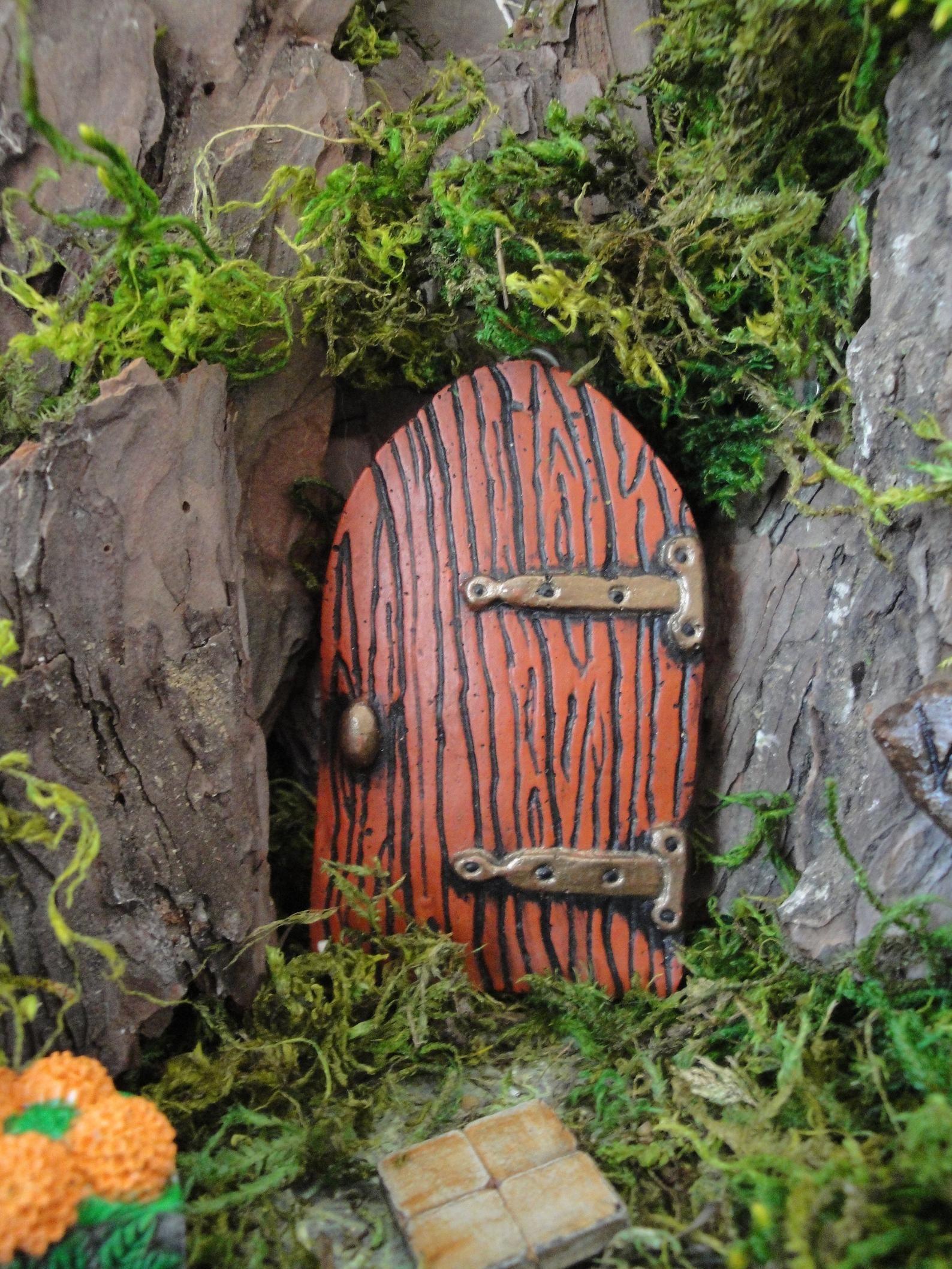 Park Art|My WordPress Blog_Fairy Garden Doors And Windows