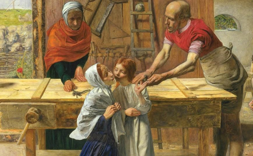 Park Art|My WordPress Blog_How Old Was Jesus When He Started His Public Ministry