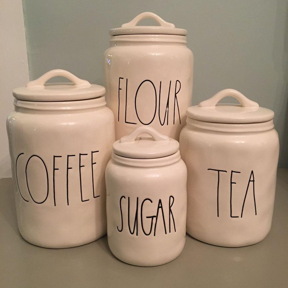 Park Art My WordPress Blog_Coffee Tea Sugar Canister Set Rae Dunn