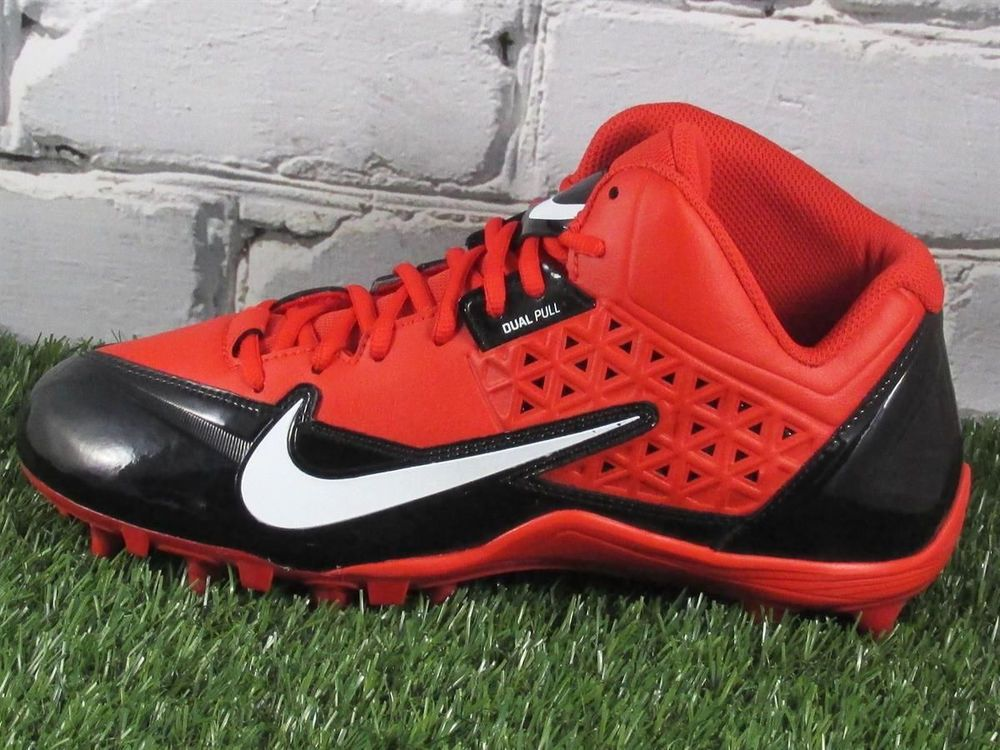Park Art My WordPress Blog_Red White And Black Football Cleats