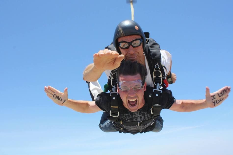 Park Art|My WordPress Blog_How Old Do You Have To Be To Skydive In California