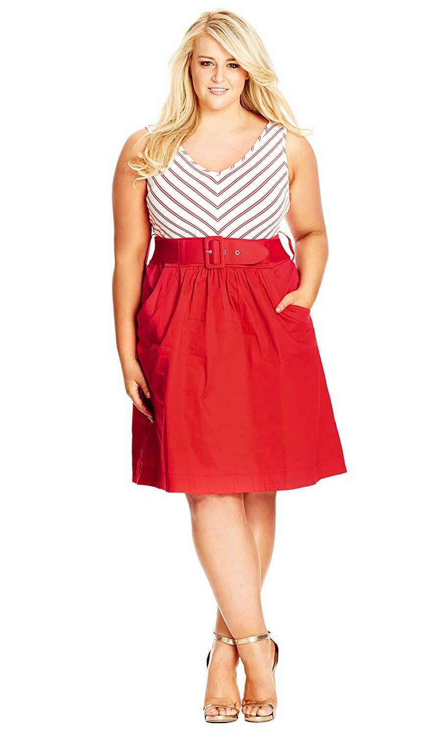 Park Art My WordPress Blog_Red Fit And Flare Dress Amazon