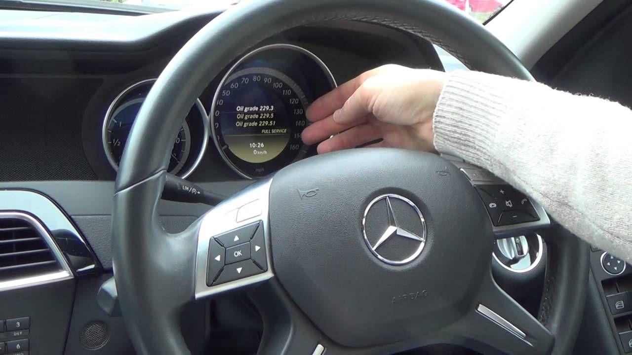 Park Art My WordPress Blog_Service B Mercedes Benz Reset