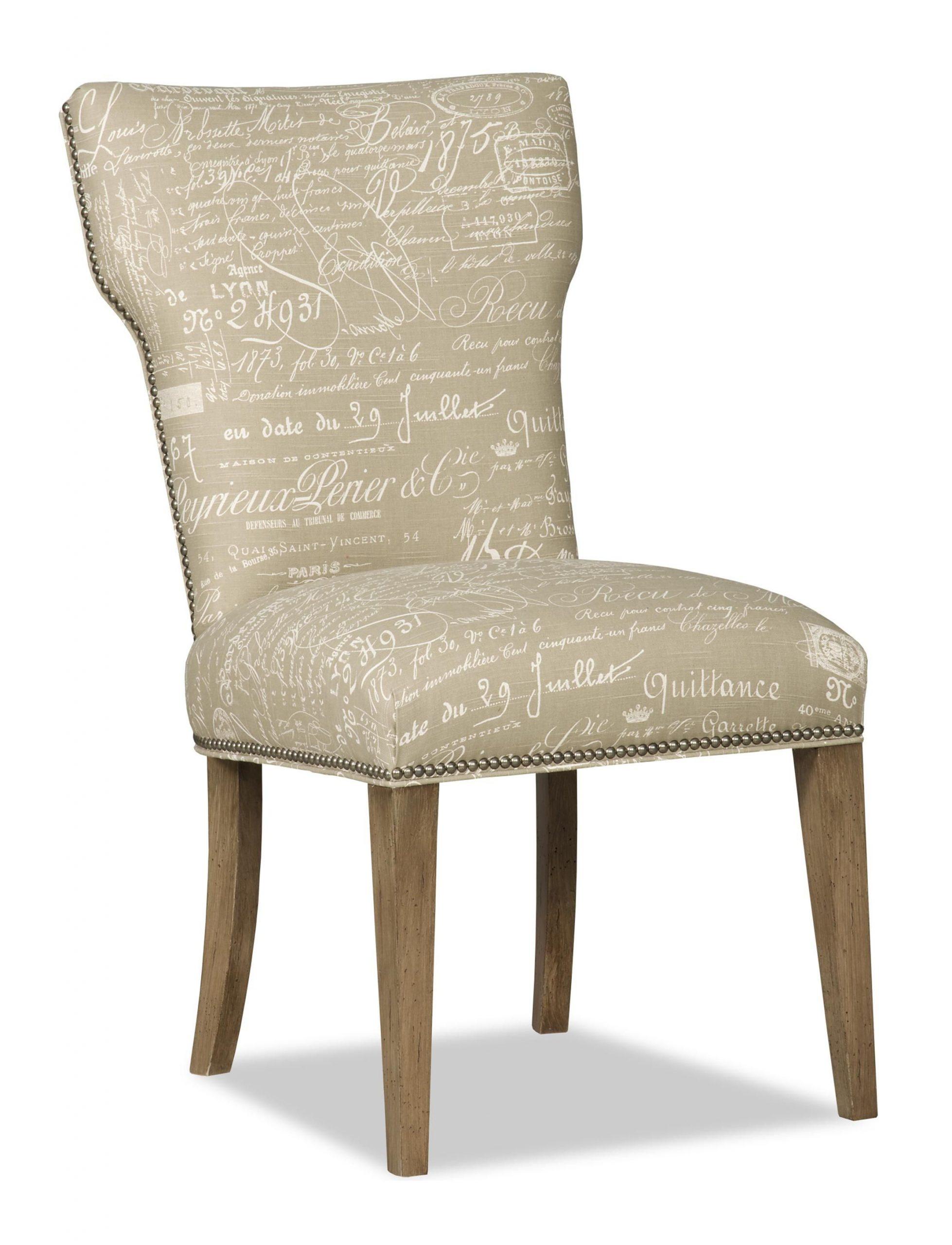 Park Art|My WordPress Blog_Leather Parsons Chair With Nailhead Trim