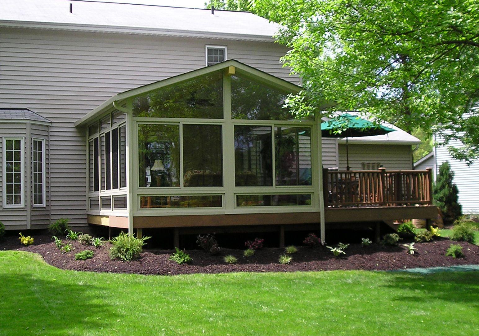 Park Art|My WordPress Blog_Can You Build A 4 Season Room On A Deck