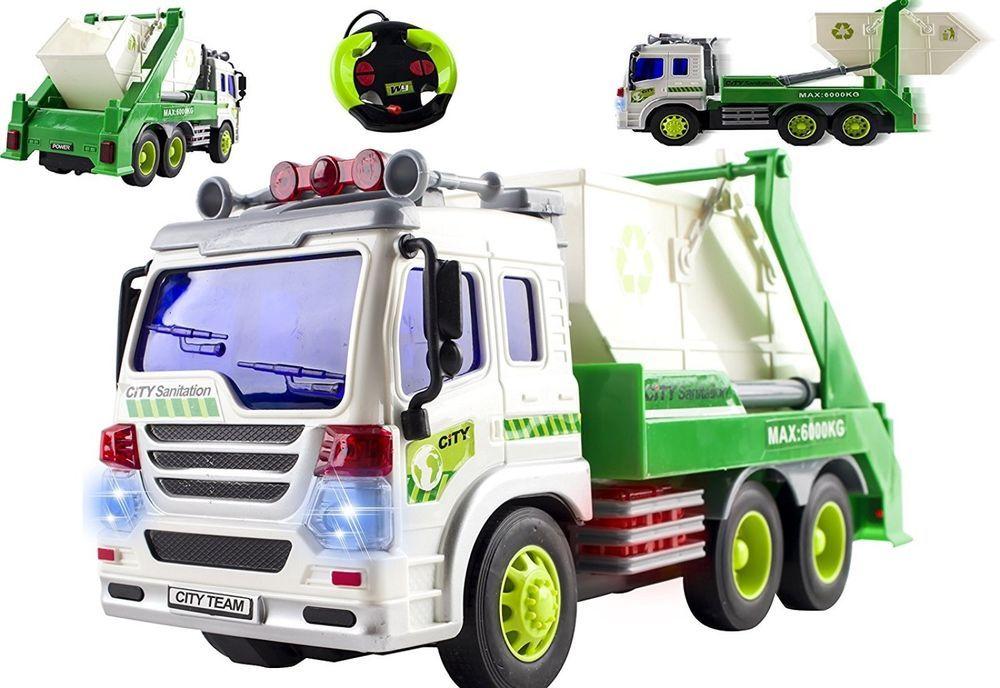 Park Art|My WordPress Blog_Best Remote Control Garbage Truck