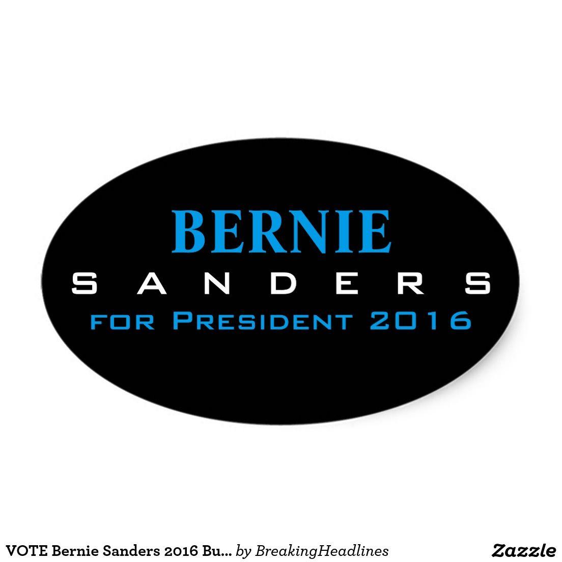 Park Art|My WordPress Blog_Bernie Sanders Free Car Sticker