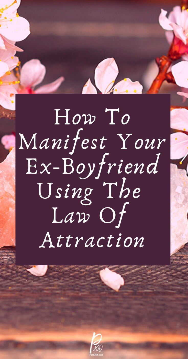 Park Art My WordPress Blog_How To Manifest Your Ex Back On Paper