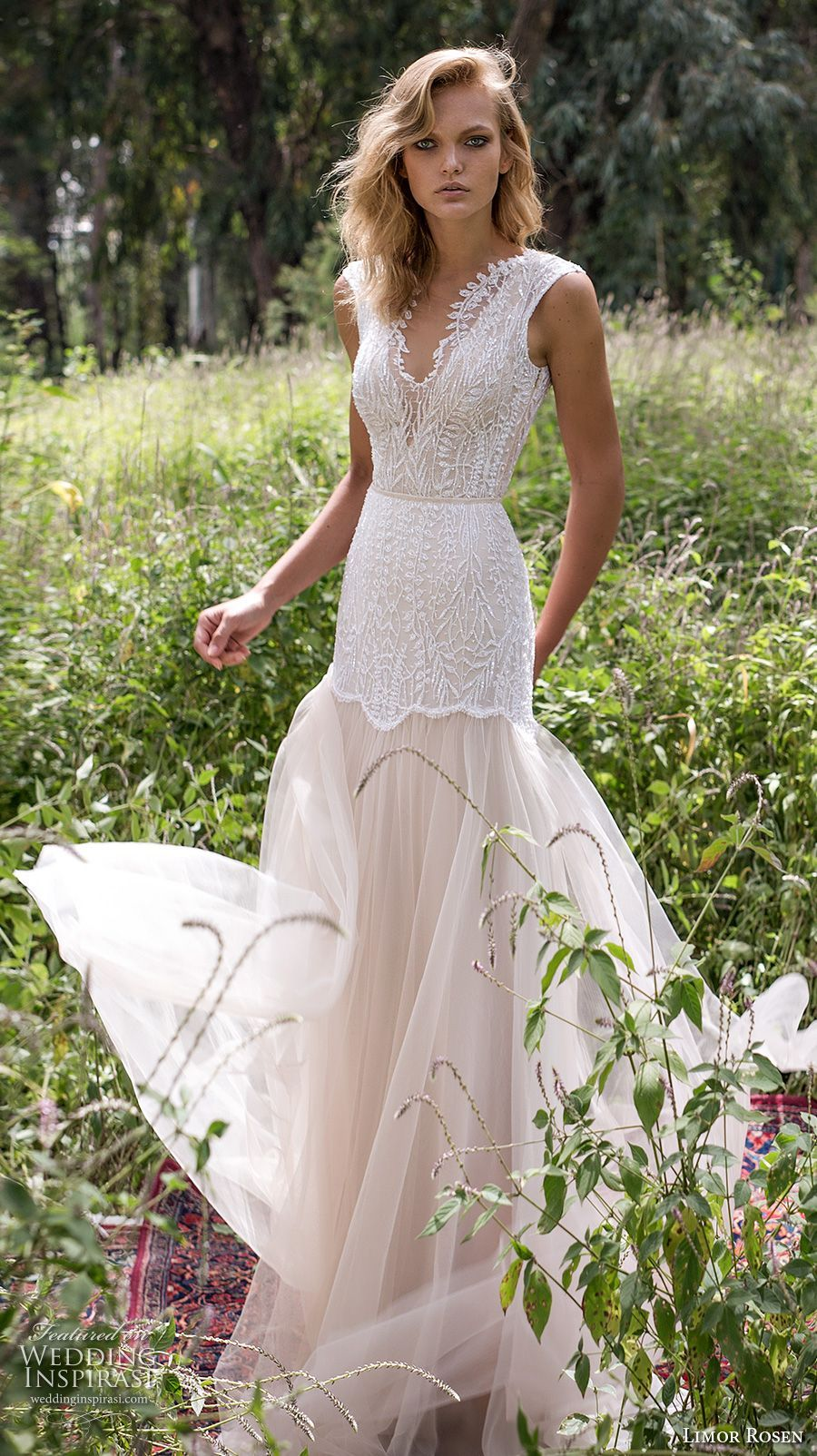 Park Art My WordPress Blog_Drop Waist Wedding Dress Boho