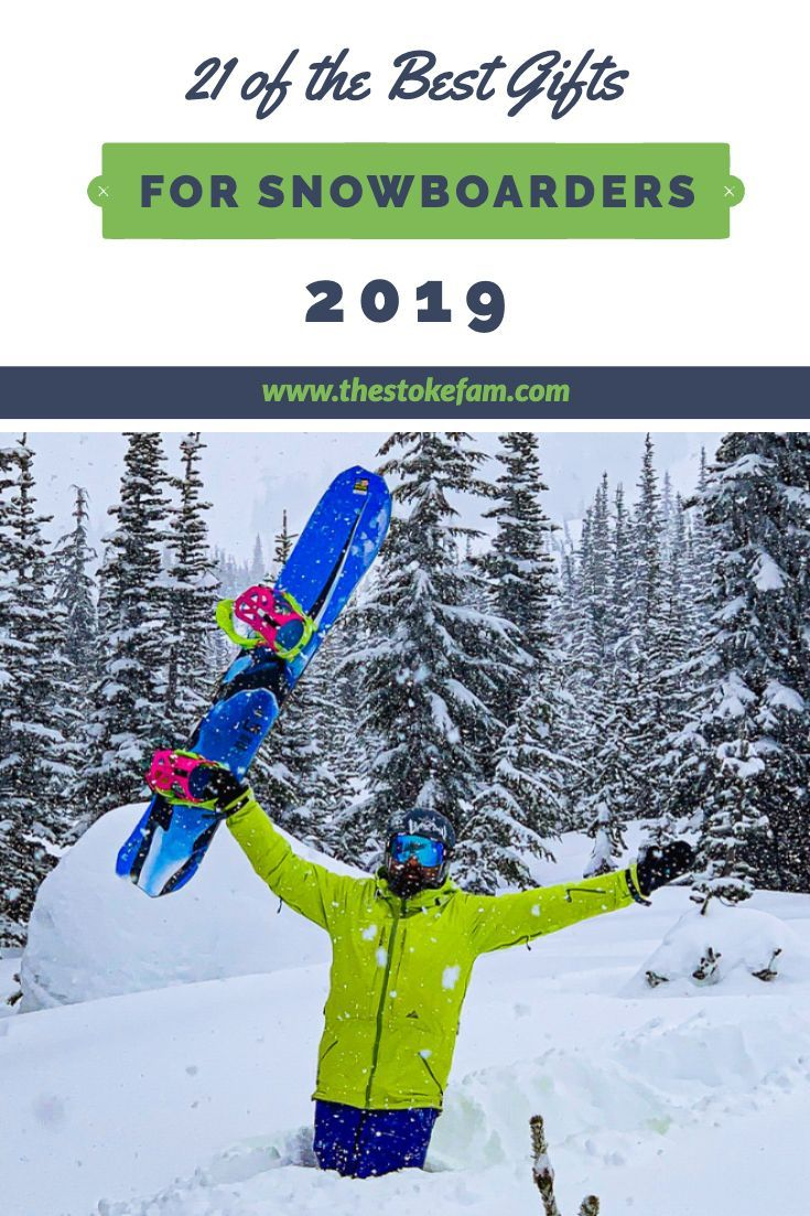 Park Art|My WordPress Blog_Best Gifts For Snowboarders 2019