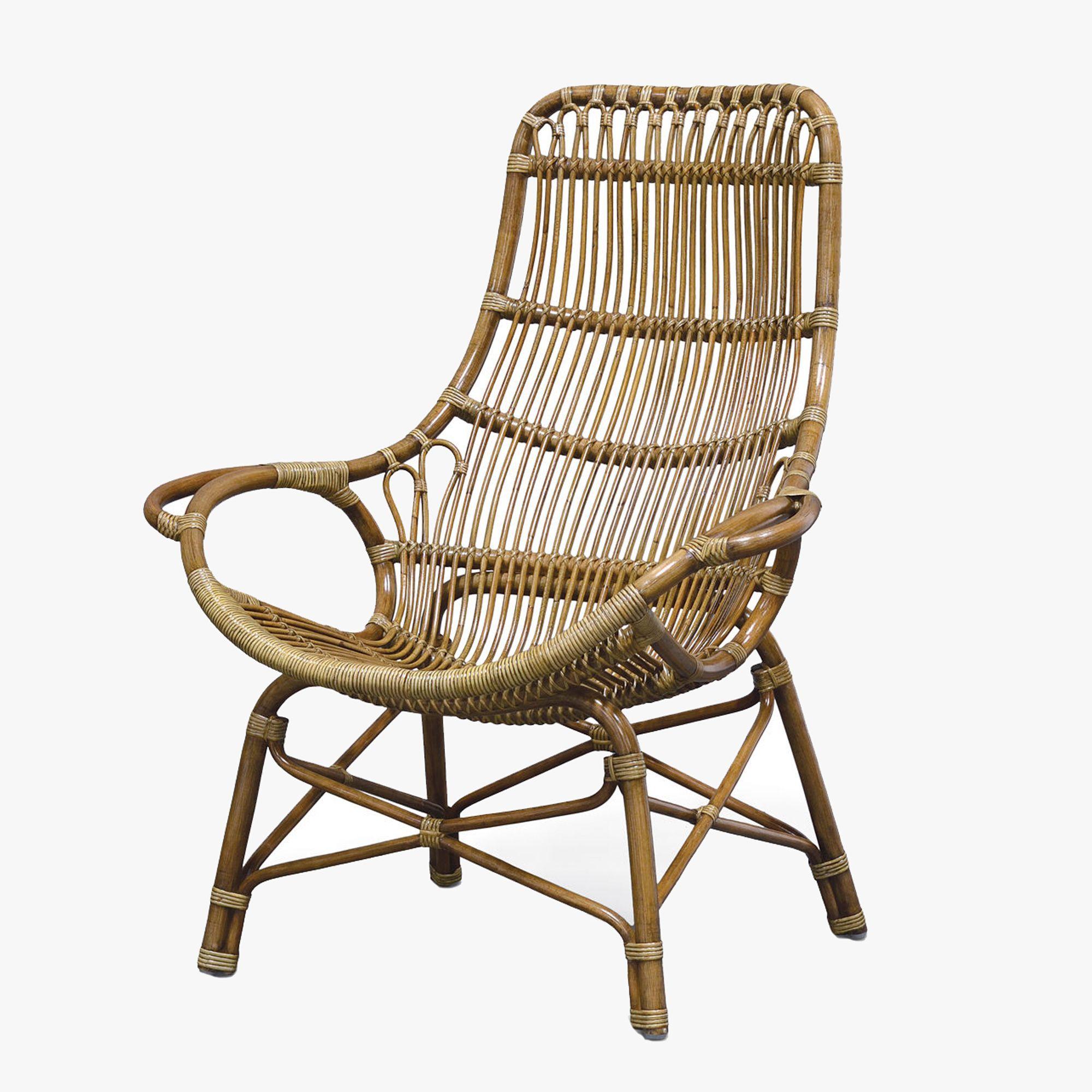 Park Art|My WordPress Blog_High Back Wicker Chair Outdoor