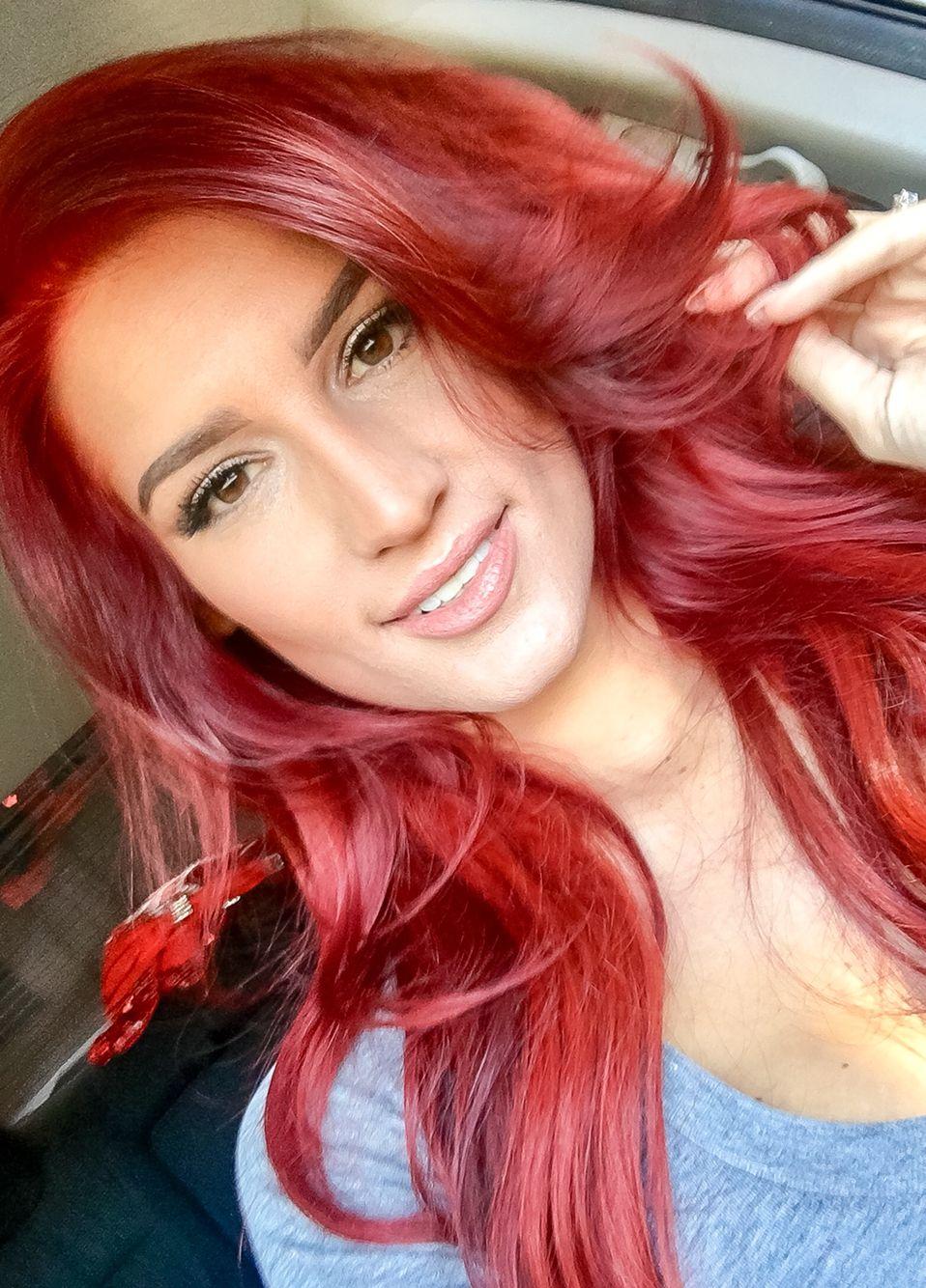 Park Art|My WordPress Blog_Sallys Red Hair Dye For Dark Hair