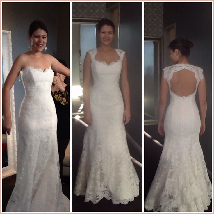 Park Art My WordPress Blog_Adding Sleeves To A Wedding Dress Before And After