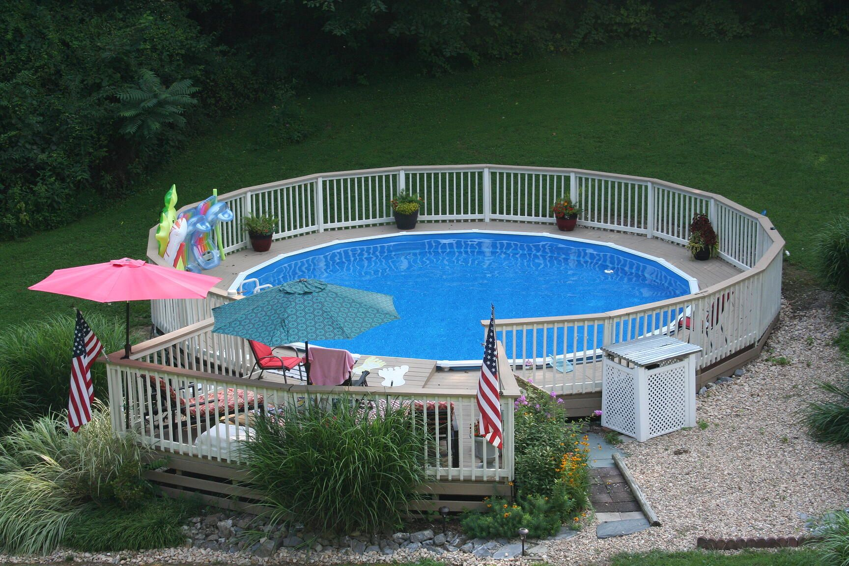 Park Art|My WordPress Blog_How To Open An Above Ground Pool In The Spring