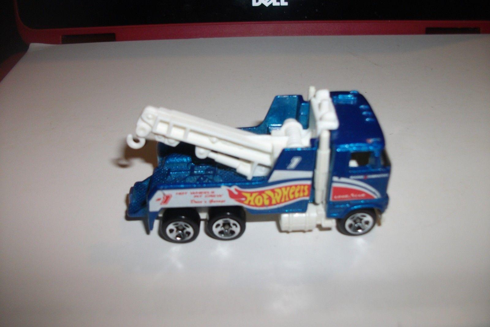 Park Art My WordPress Blog_Hot Wheels Tow Truck 1981