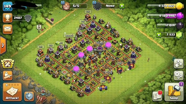 Park Art|My WordPress Blog_How To Change Village Name In Clash Of Clans