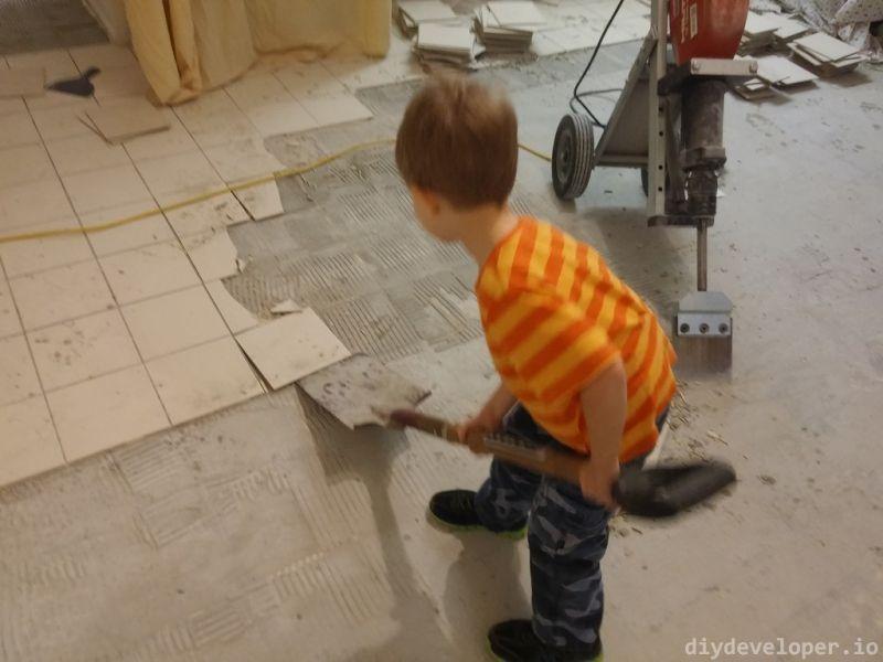 Park Art|My WordPress Blog_How To Remove Asbestos Tile From Wood Floor