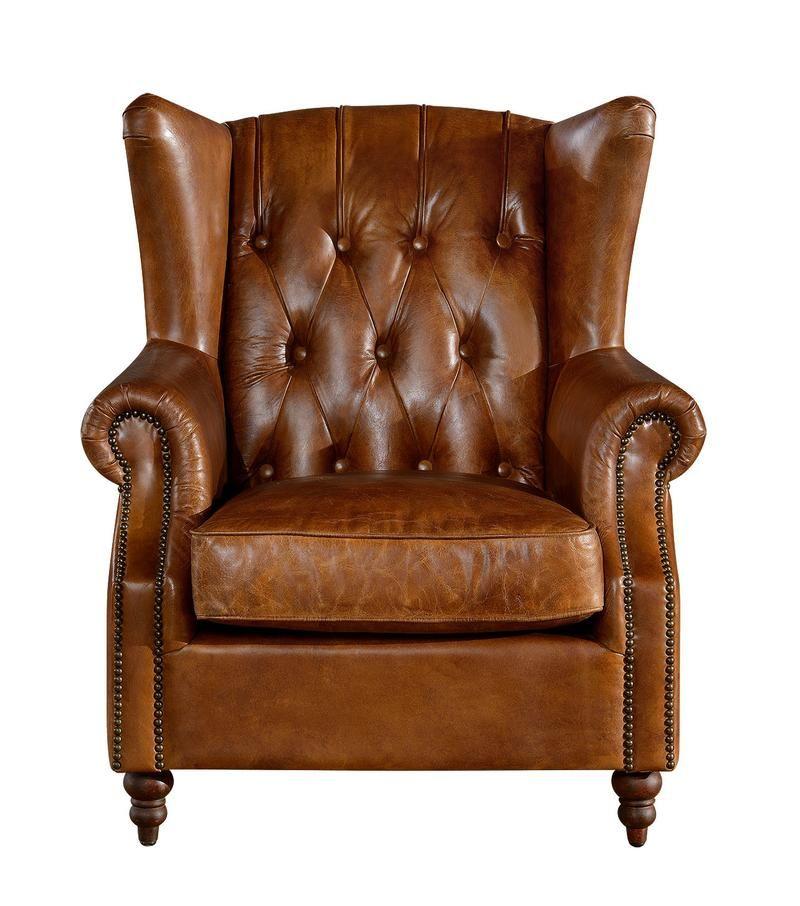 Park Art My WordPress Blog_English Roll Arm Chair Leather