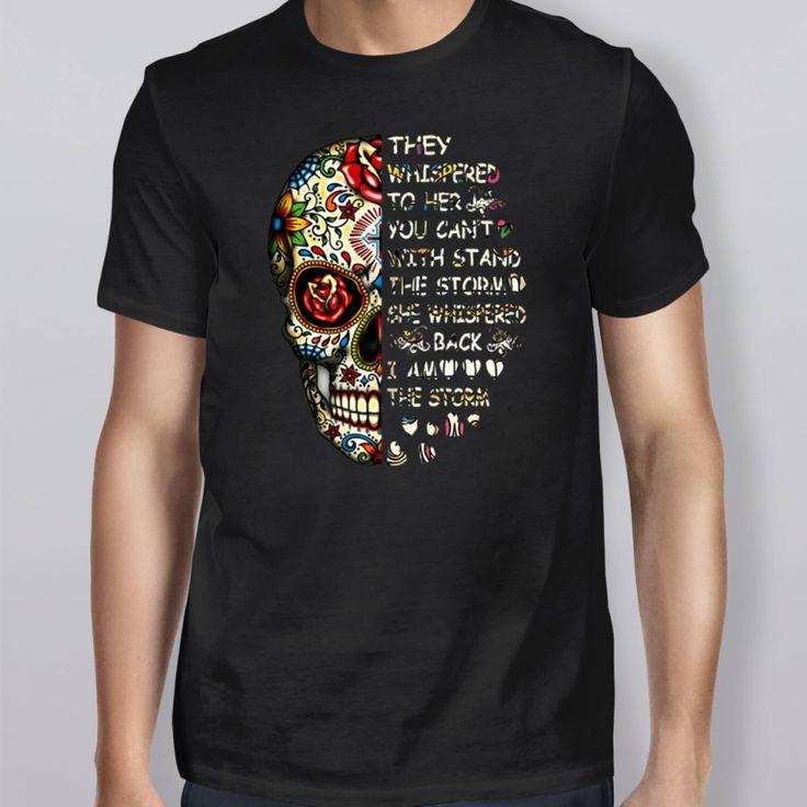 Park Art|My WordPress Blog_I Am The Storm Christian T Shirt