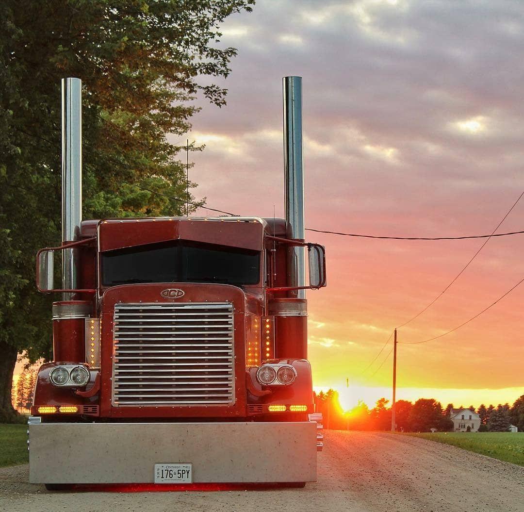 Park Art|My WordPress Blog_What Is A Semi Truck Regen