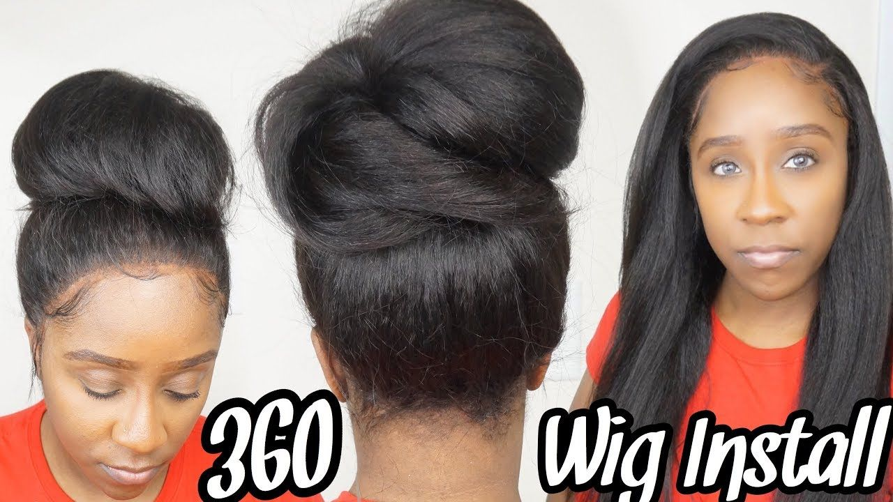Park Art|My WordPress Blog_How To Install A Wig Without Glue