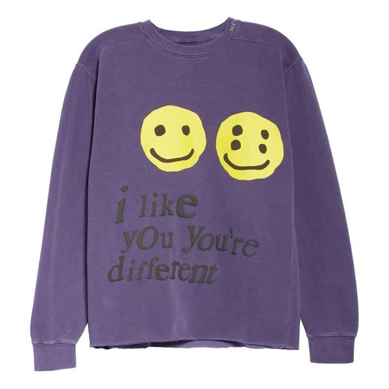 Park Art My WordPress Blog_I Like You Youre Different Sweatshirt