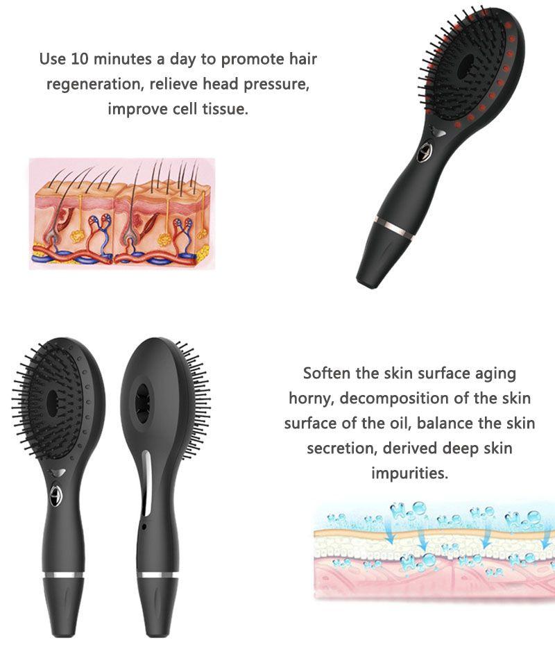 Park Art|My WordPress Blog_Vibrating Hair Growth Stimulating Brush