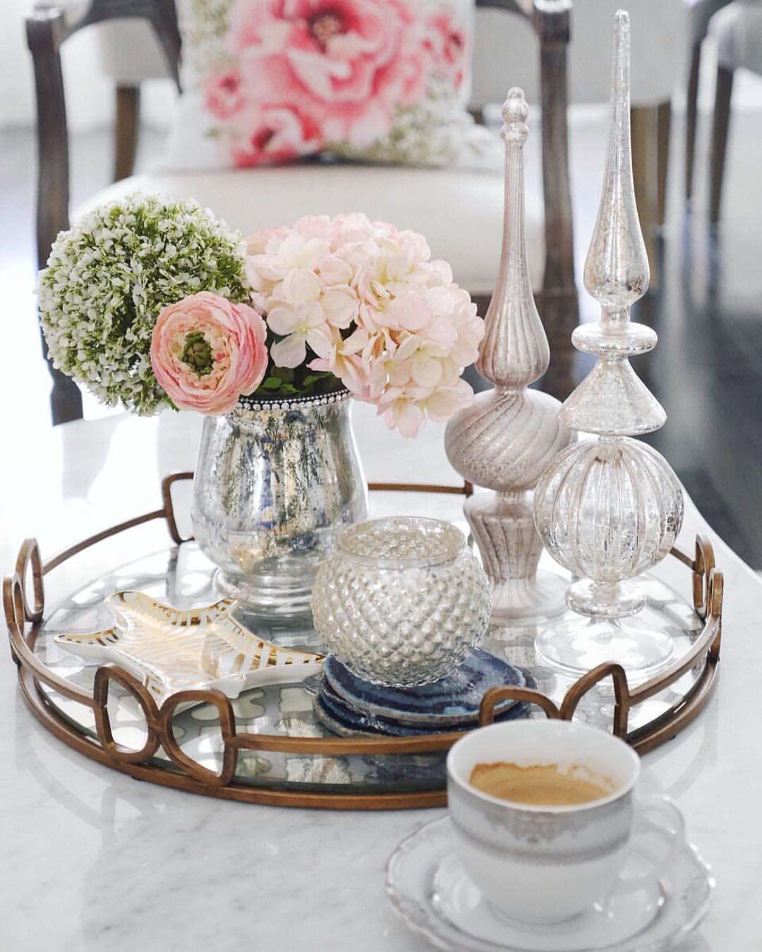 Park Art|My WordPress Blog_Glass Mirror Coffee Table Tray