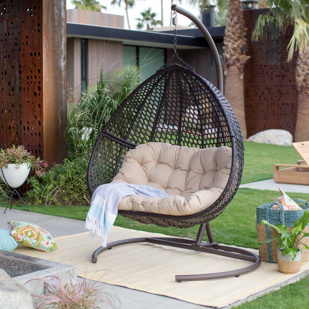 Park Art|My WordPress Blog_Double Egg Chair Cushion Replacement