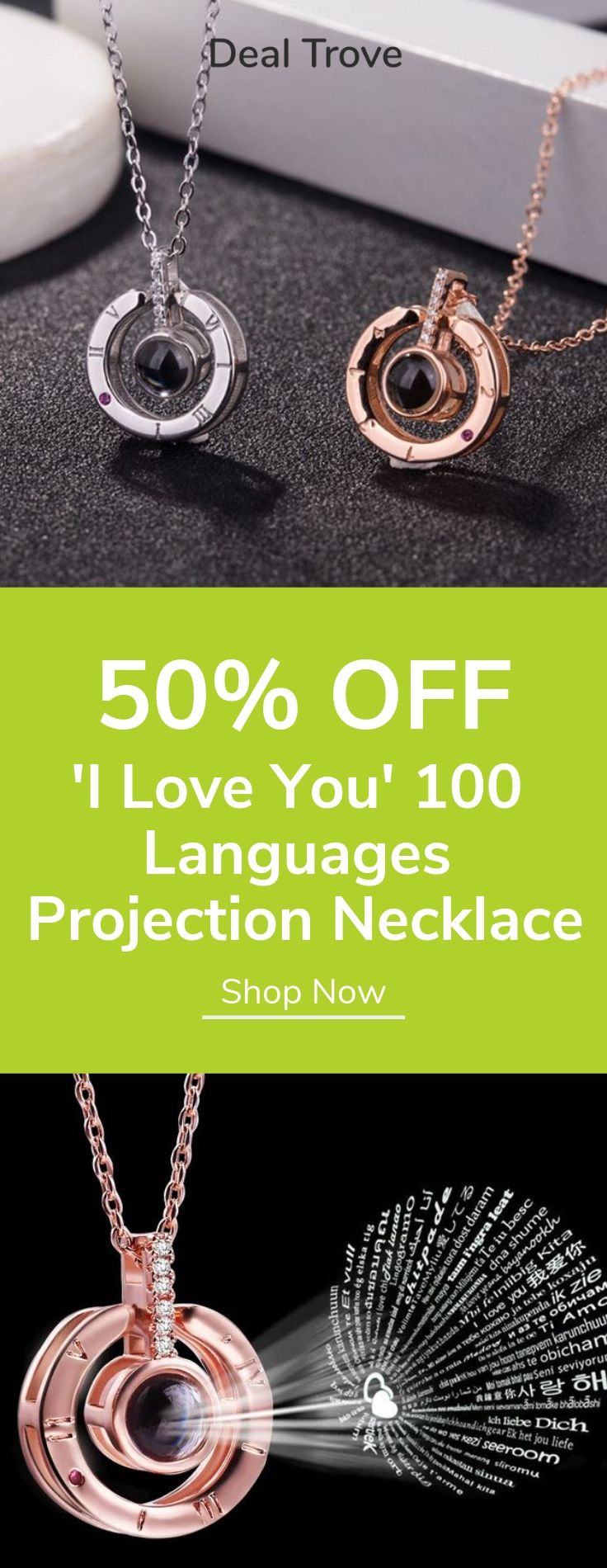Park Art My WordPress Blog_Necklace That Says I Love You In 100 Languages Ebay